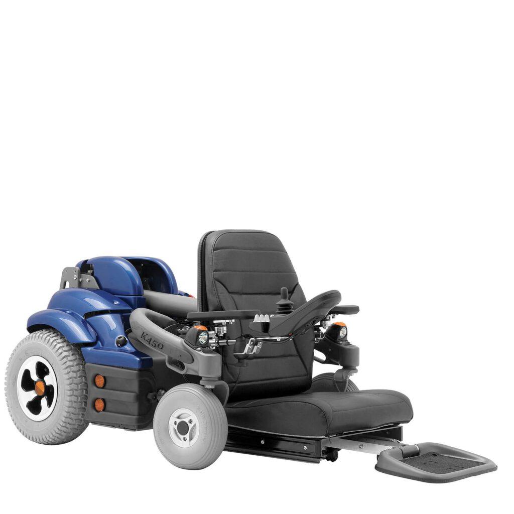 Silla de ruedas eléctrica K450 MX